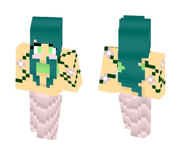 ~ Mermaid ~ - Female Minecraft Skins - image 1