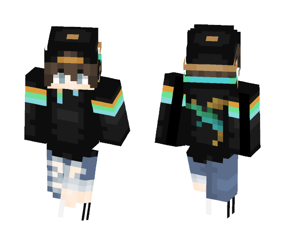 Believer ~ Elec - Male Minecraft Skins - image 1