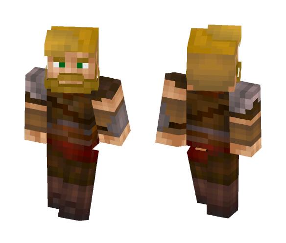 Asher Forrester (TellTale's GoT) - Male Minecraft Skins - image 1