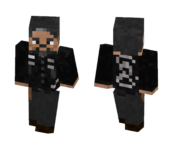 Chibs | Sons of Anarchy - Male Minecraft Skins - image 1