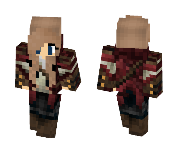 Pirate - Female Minecraft Skins - image 1