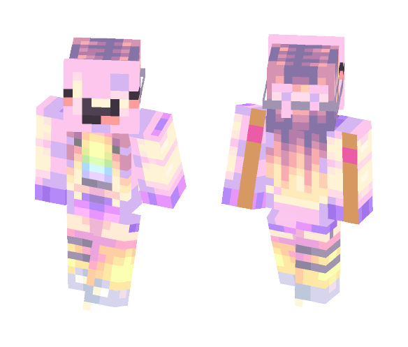 Unconscious mind - Female Minecraft Skins - image 1