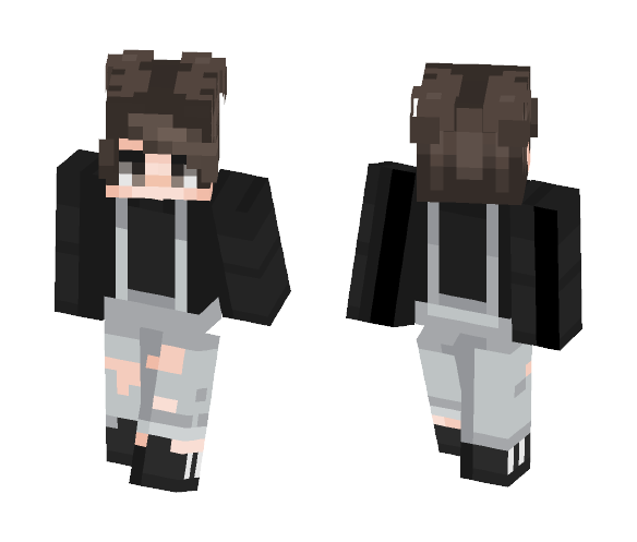 orchid ラン - Male Minecraft Skins - image 1