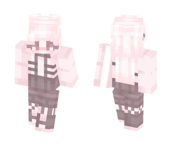 Satellites - Female Minecraft Skins - image 1