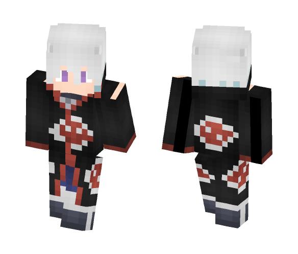 Suigetsu Akatsuki - Male Minecraft Skins - image 1