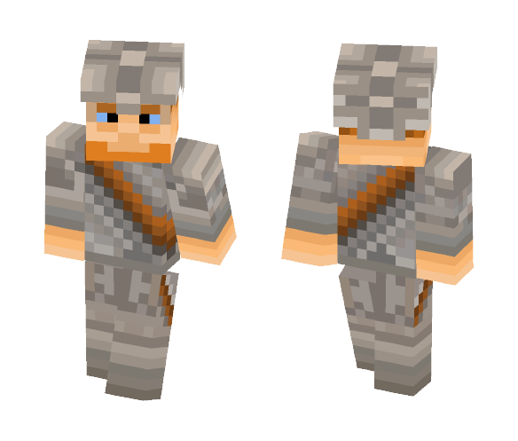 Kings Archer - Male Minecraft Skins - image 1