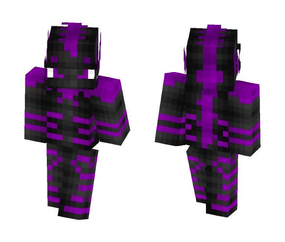 ~Purple dragon~ - Interchangeable Minecraft Skins - image 1
