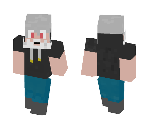 Skin for Arshia - Male Minecraft Skins - image 1