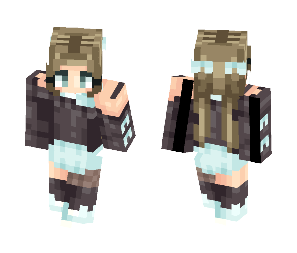 bows - Female Minecraft Skins - image 1