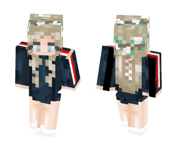 1 / l b z l - Female Minecraft Skins - image 1