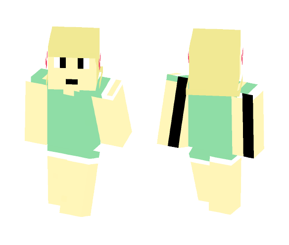 Leni Loud - Female Minecraft Skins - image 1