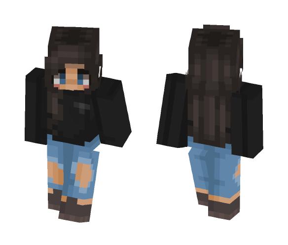 ~ E d i t ~ # 2 - Female Minecraft Skins - image 1
