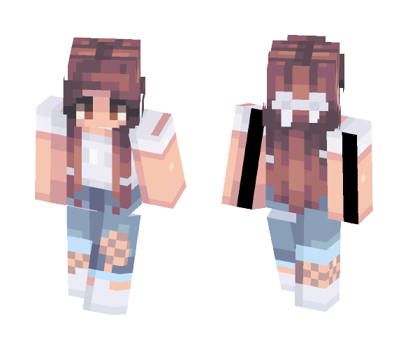 Despacito - Female Minecraft Skins - image 1