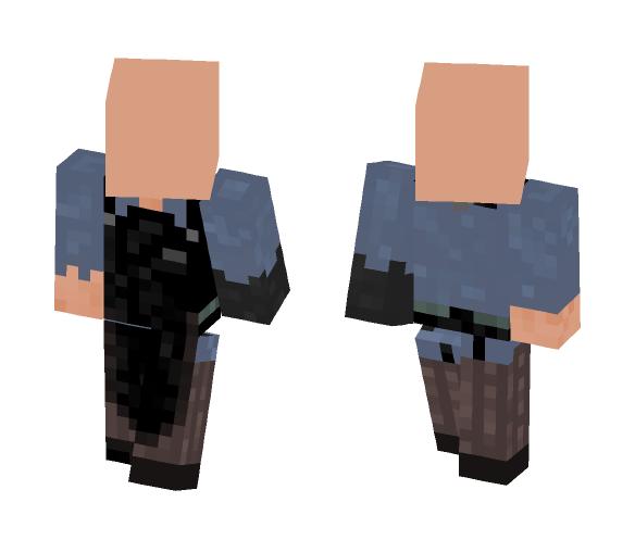 Handwerker(modellierbar) - Male Minecraft Skins - image 1