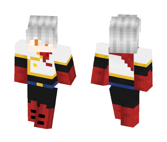 Human Papyrus 2.0 - Male Minecraft Skins - image 1