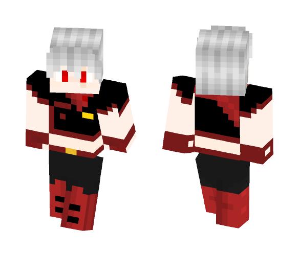 UnderFell Human Papyrus - Male Minecraft Skins - image 1