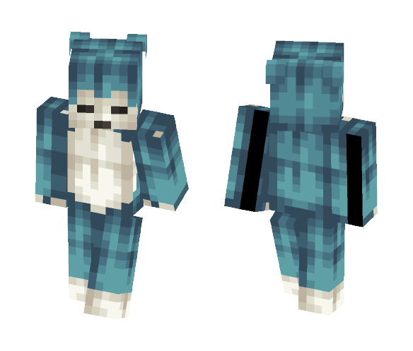 Just Snorlaxing - Other Minecraft Skins - image 1