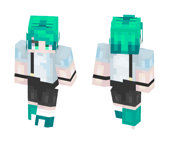 ♡ I Promise ♡ - Male Minecraft Skins - image 1