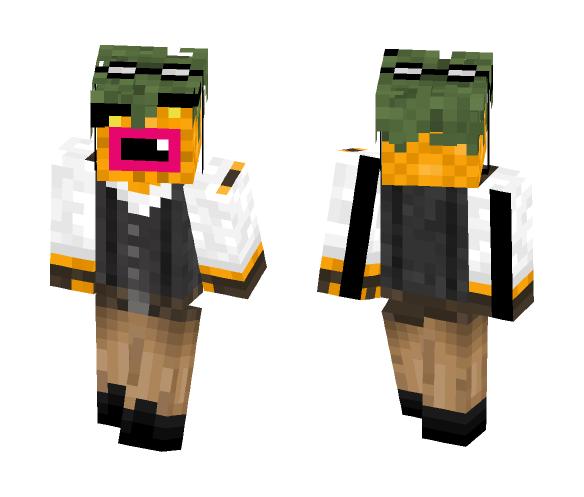 Steampunk Pineapple - Male Minecraft Skins - image 1
