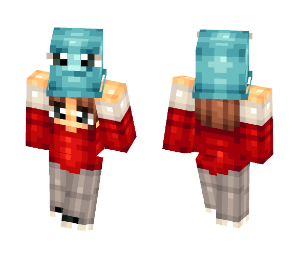 Mac and Bloo [Foster's Home] - Male Minecraft Skins - image 1