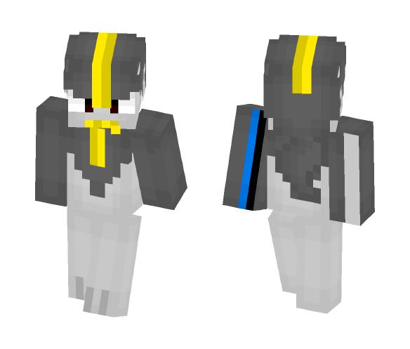 Banade (Pokemon Fusion) - Male Minecraft Skins - image 1