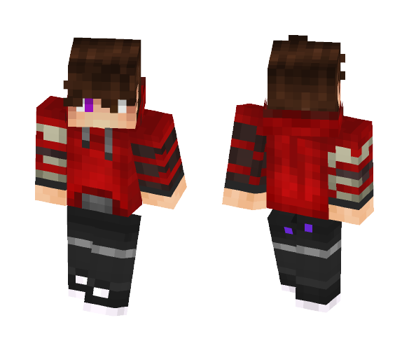 My main skin. - Male Minecraft Skins - image 1