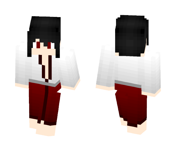 Manori: Ancient Japan - Male Minecraft Skins - image 1