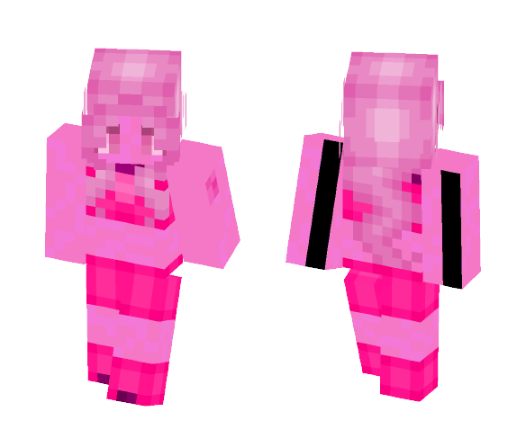Pιɴĸ Dιαмoɴd Tυrqυoιѕe - Female Minecraft Skins - image 1