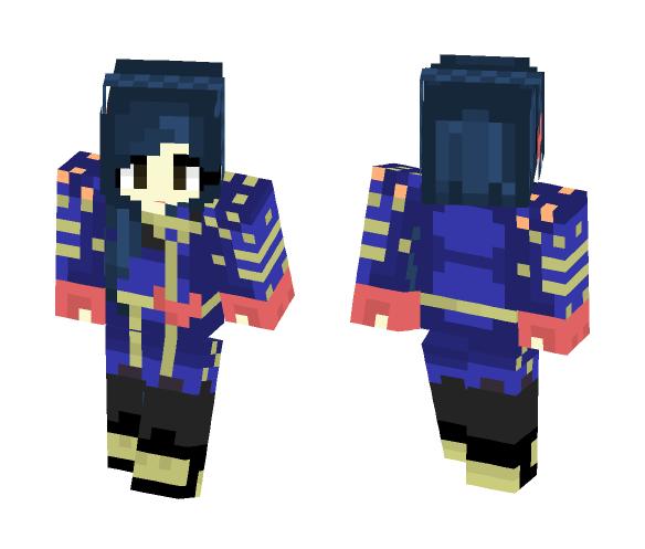 Evie Descendants 2 - Female Minecraft Skins - image 1