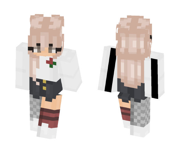 :) Im proud of this actually - Female Minecraft Skins - image 1