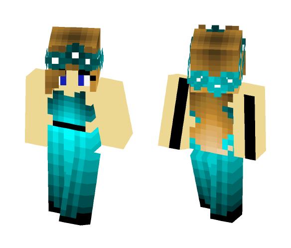 Cute Girl :D - Cute Girls Minecraft Skins - image 1