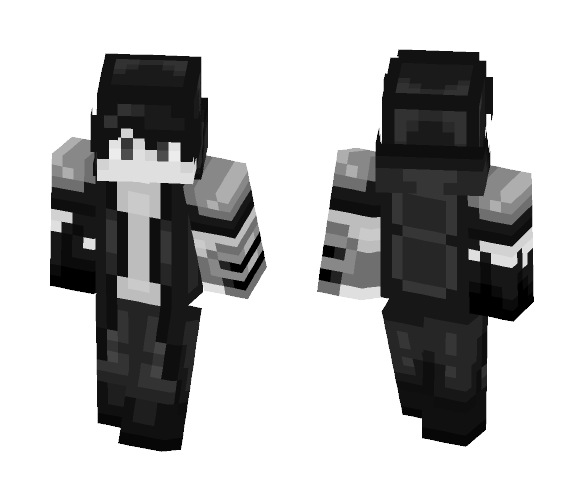 OC Request (Silenced Cheddar) - Male Minecraft Skins - image 1