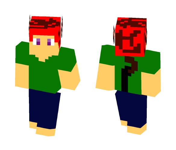 Were wolf Human ((First Skin)) - Male Minecraft Skins - image 1