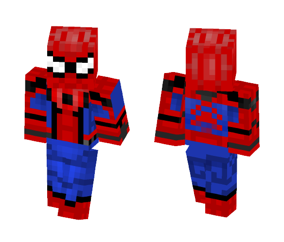 Spiderman: Homecoming - Comics Minecraft Skins - image 1