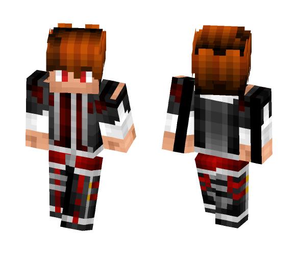 Ezura (Elsword OC) - Male Minecraft Skins - image 1