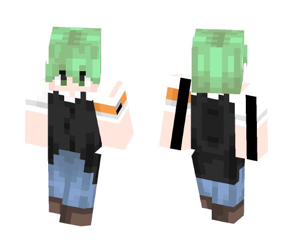 [Medi-Valley] Mr.Breen - Male Minecraft Skins - image 1
