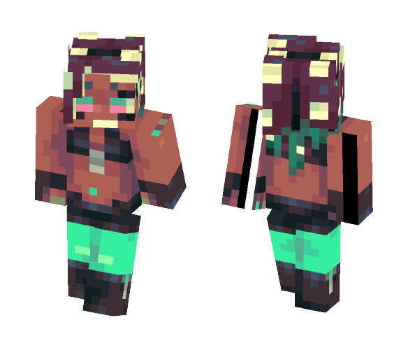 Marina - Female Minecraft Skins - image 1