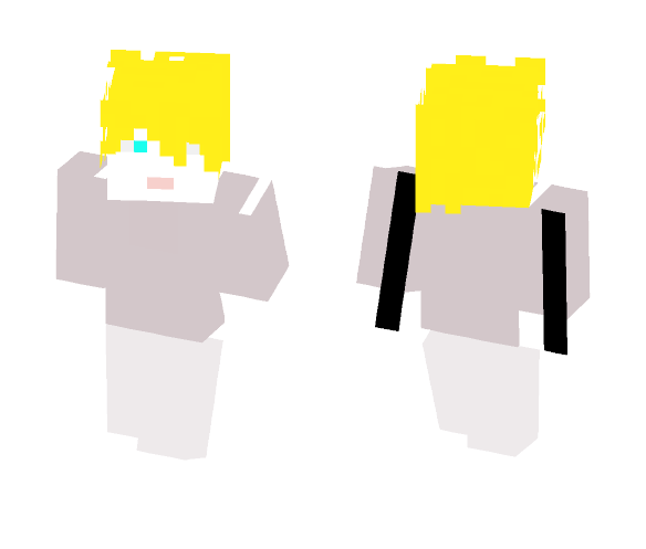 leif del quest pale - Male Minecraft Skins - image 1