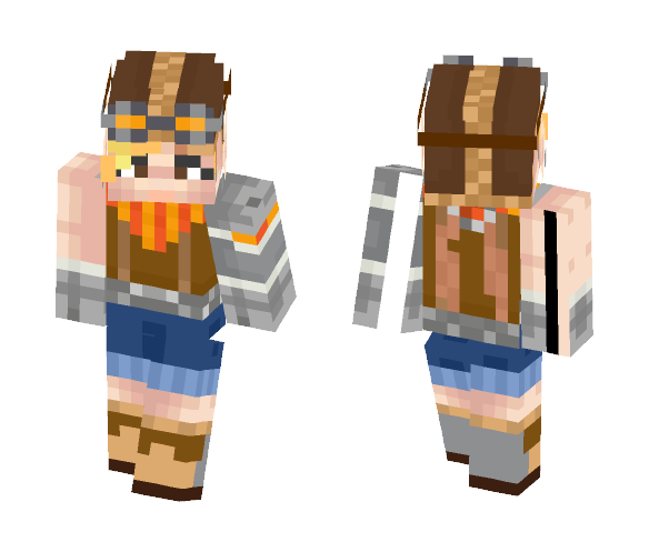 Inieloo | Lolita (Mobile Legends) - Female Minecraft Skins - image 1