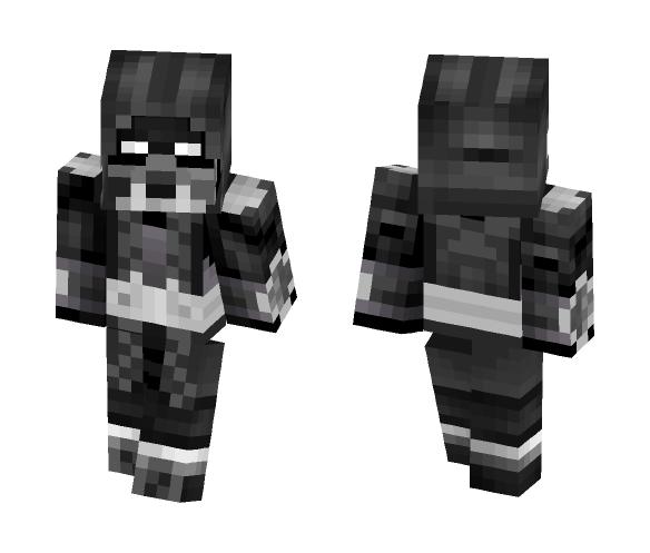 Noob Saibot (concept) - Male Minecraft Skins - image 1