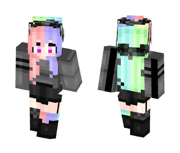 Ryna - Female Minecraft Skins - image 1
