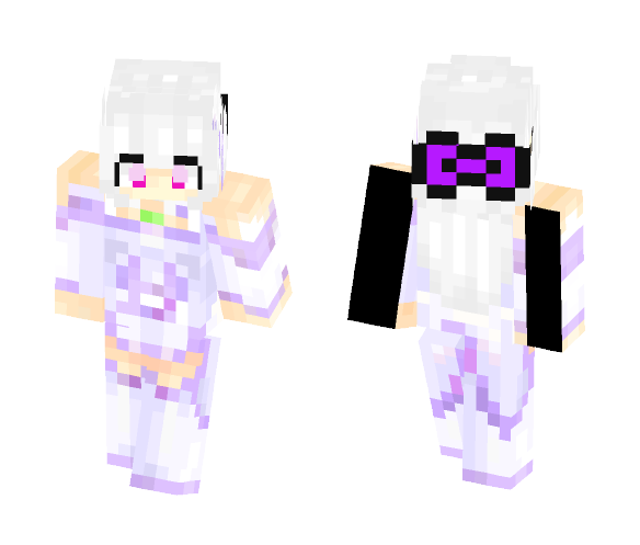 Yui Runa - Female Minecraft Skins - image 1
