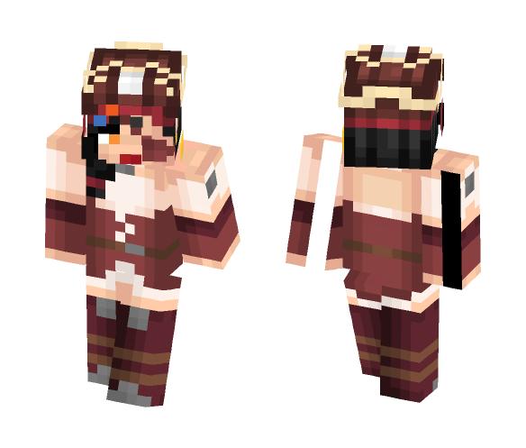 Inieloo   Karina (Mobile Legends) - Female Minecraft Skins - image 1