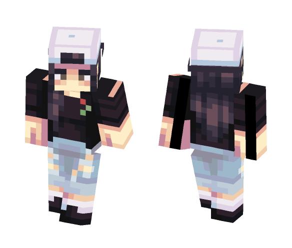 ulzzang - Female Minecraft Skins - image 1