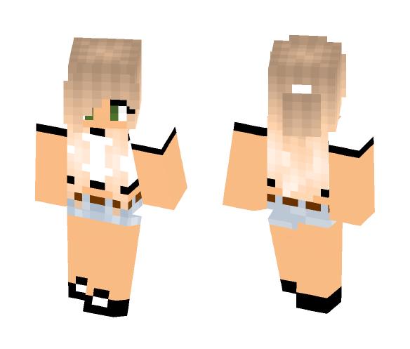 Summer Vibes:) - Female Minecraft Skins - image 1
