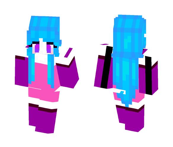 Me! Me! Me! Girl [WIP] - Girl Minecraft Skins - image 1