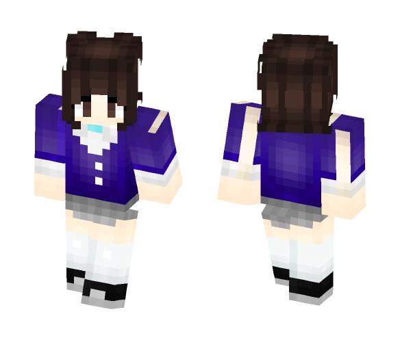 Veronica Sawyer Heathers - Female Minecraft Skins - image 1