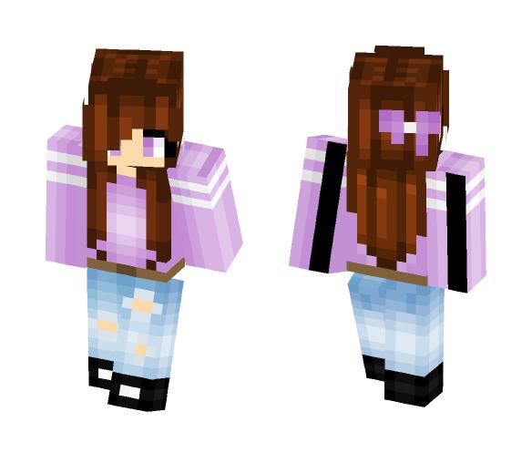 Teen girl - Girl Minecraft Skins - image 1