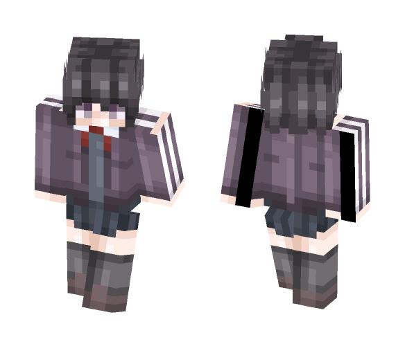 トゥンボイ (╹ε╹) - Female Minecraft Skins - image 1