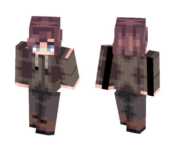 """ Sincerely, Me "" - Male Minecraft Skins - image 1"